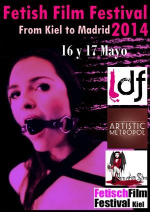 Fetish Film Festival Madrid 2014