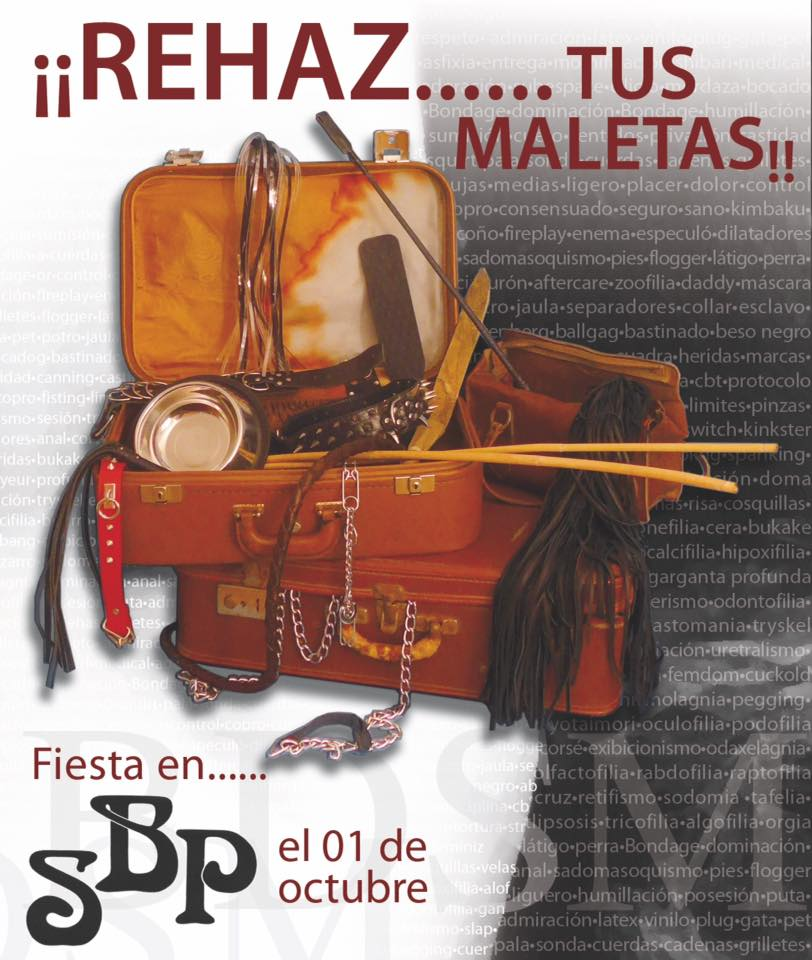Fiesta ¡¡¡REHAZ TUS MALETAS!!! en La New Secreta Bodega (Pamplona) @ Bilbao | País Vasco | España