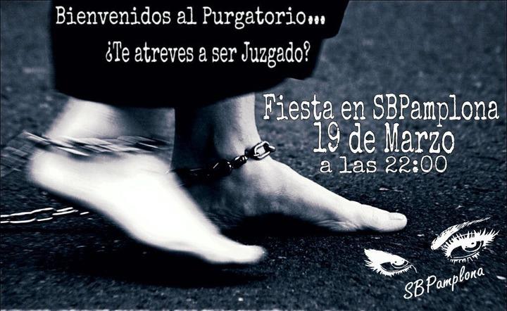 Bienvenidos al Purgatorio en La Secreta Bodega (Pamplona) @ Bilbao | País Vasco | España