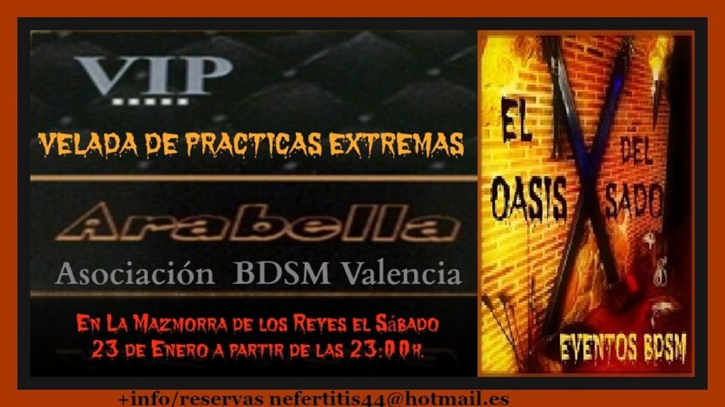 Velada de Prácticas BDSM Extremas en el Oasis del Sado (Madrid) @ La Mazmorra de los Reyes | Concepción | Región del Bío Bío | Chile