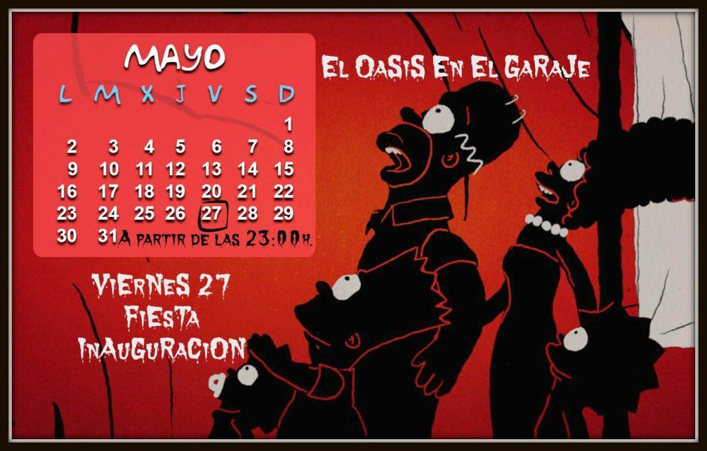 Fiesta BDSM de Inauguración del Oasis en El Garaje (Madrid) @ El Garaje | Concepción | Región del Bío Bío | Chile