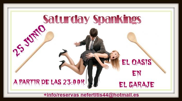 Spanking y Juegos BDSM en el Oasis del Sado (Madrid) @ El Garaje | Concepción | Región del Bío Bío | Chile