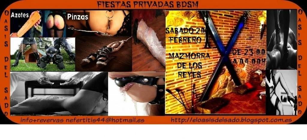 Varieté de Prácticas y Juegos BDSM en el Oasis del Sado (Madrid) @ La Mazmorra de los Reyes | Concepción | Región del Bío Bío | Chile