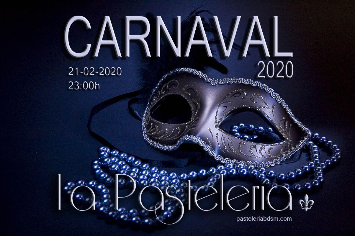 Viernes de Carnaval en La Pastelería (Madrid) @ La Pastelería | Madrid | Comunidad de Madrid | España