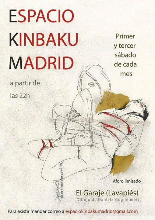 Espacio Kinbaku Madrid en El Garaje
