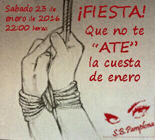 Fiesta de enero de la Secreta Bodega Pamplona