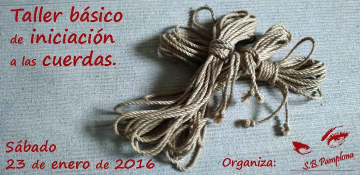 Taller de iniciación a las cuerdas en Pamplona