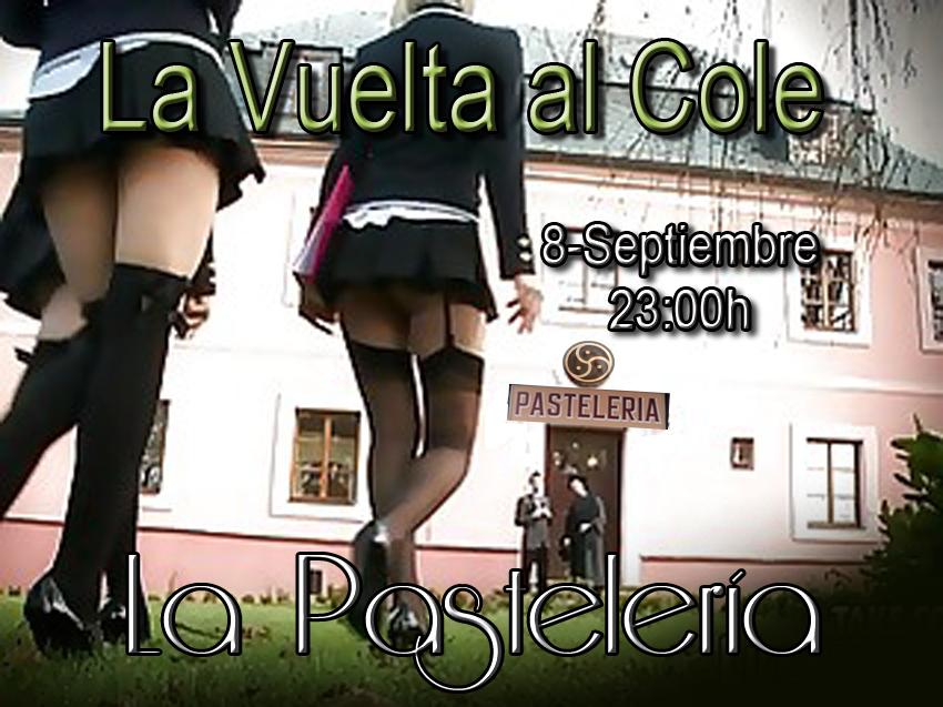 La vuelta al cole en La Pastelería (Madrid) @ La Pastelería | Madrid | Comunidad de Madrid | España