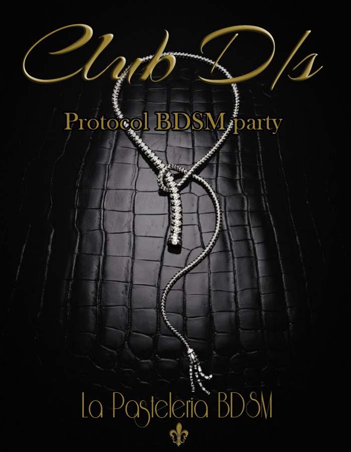 CLUB D/s Protocol BDSM party en La Pastelería (Madrid) @ La Pastelería | Madrid | Comunidad de Madrid | España