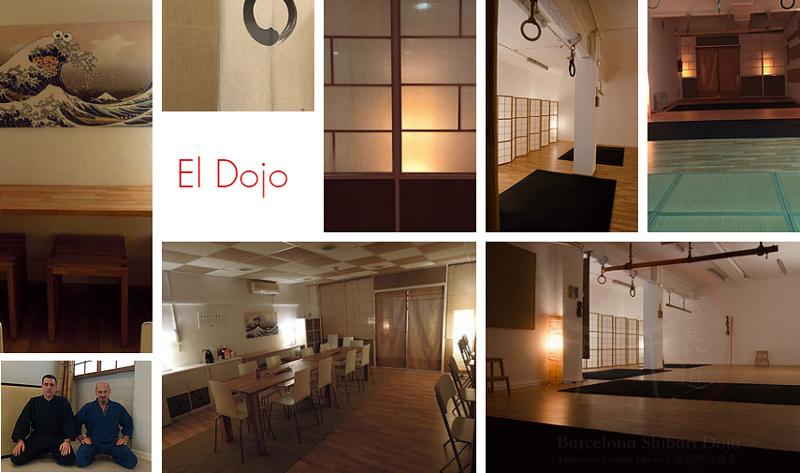 Entrenamiento Libre en Barcelona Shibari Dojo