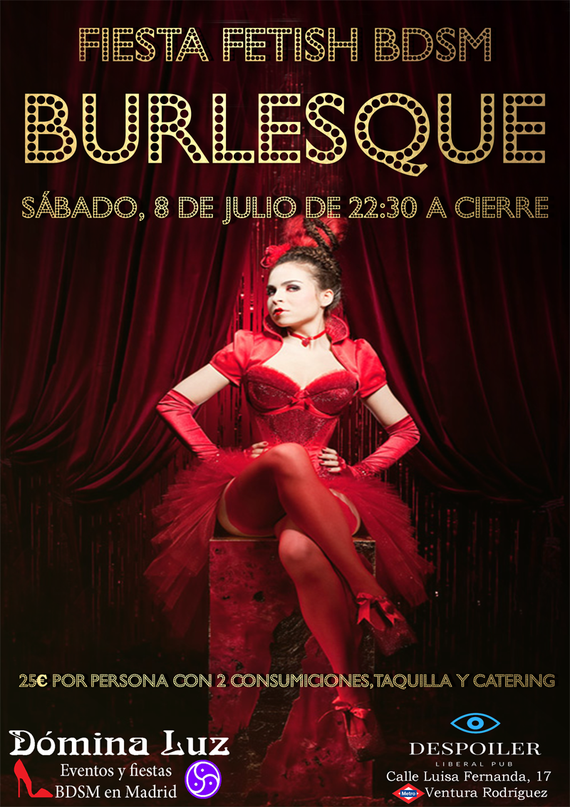 Fiesta BDSM Burlesque2017