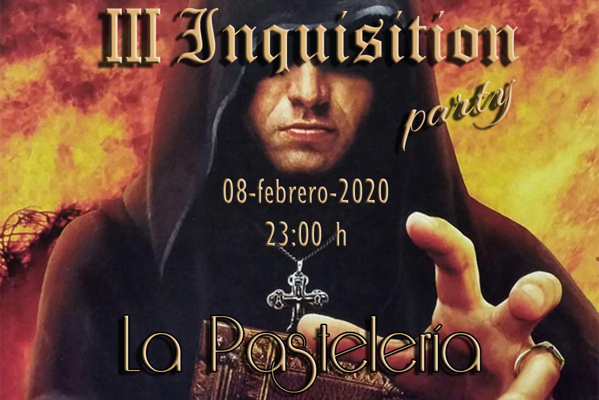 III Inquisition Party BDSM en La Pastelería-Madrid @ LA PASTELERÍA BDSM | Madrid | Comunidad de Madrid | España