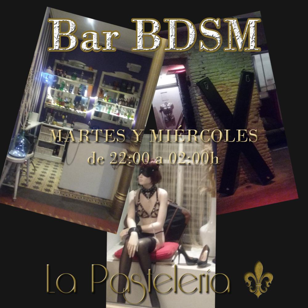 Bar BDSM-La Pastelería-MADRID @ La Pastelería BDSM | Madrid | Comunidad de Madrid | España