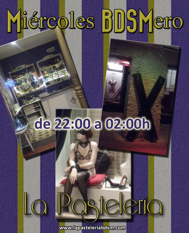 Miércoles BDSMeros-La Pastelería-MADRID @ La Pastelería BDSM | Madrid | Comunidad de Madrid | España