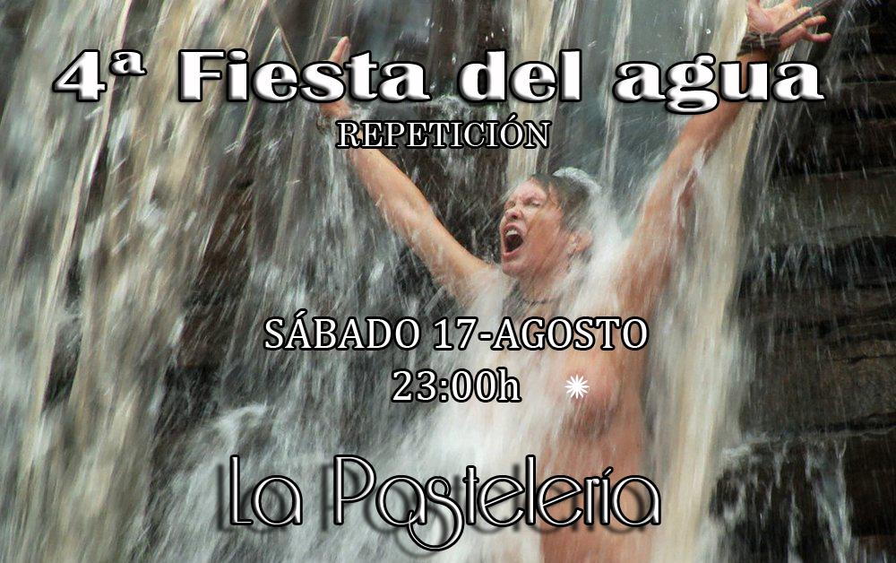 4ª FIESTA DEL AGUA-WATER PARTY BDSM (REPETICIÓN) en La Pastelería-MADRID @ La Pastelería BDSM | Madrid | Comunidad de Madrid | España