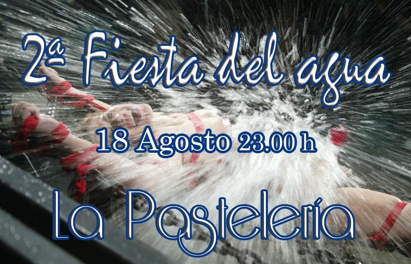 2ª FIESTA DEL AGUA-WATER PARTY BDSM en La Pastelería-MADRID @ La Pastelería BDSM | Madrid | Comunidad de Madrid | España