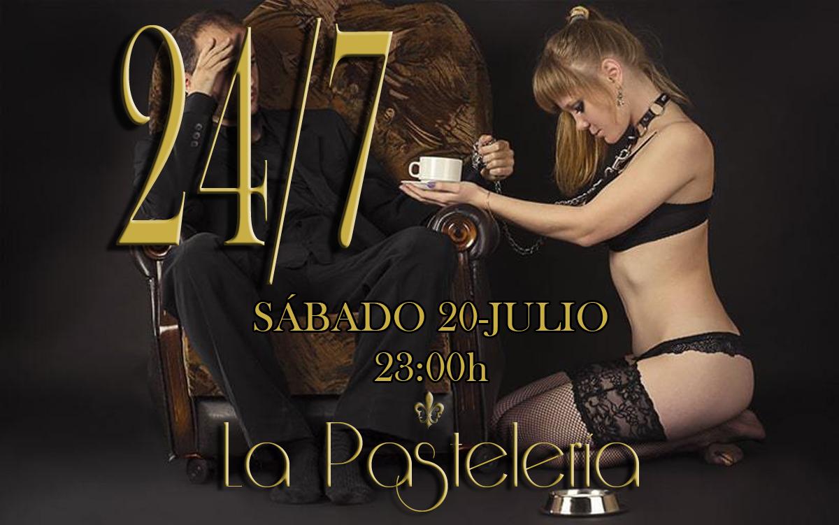 24/7 Celebración del día Internacional del BDSM en La Pastelería-MADRID @ La Pastelería | Madrid | Comunidad de Madrid | España