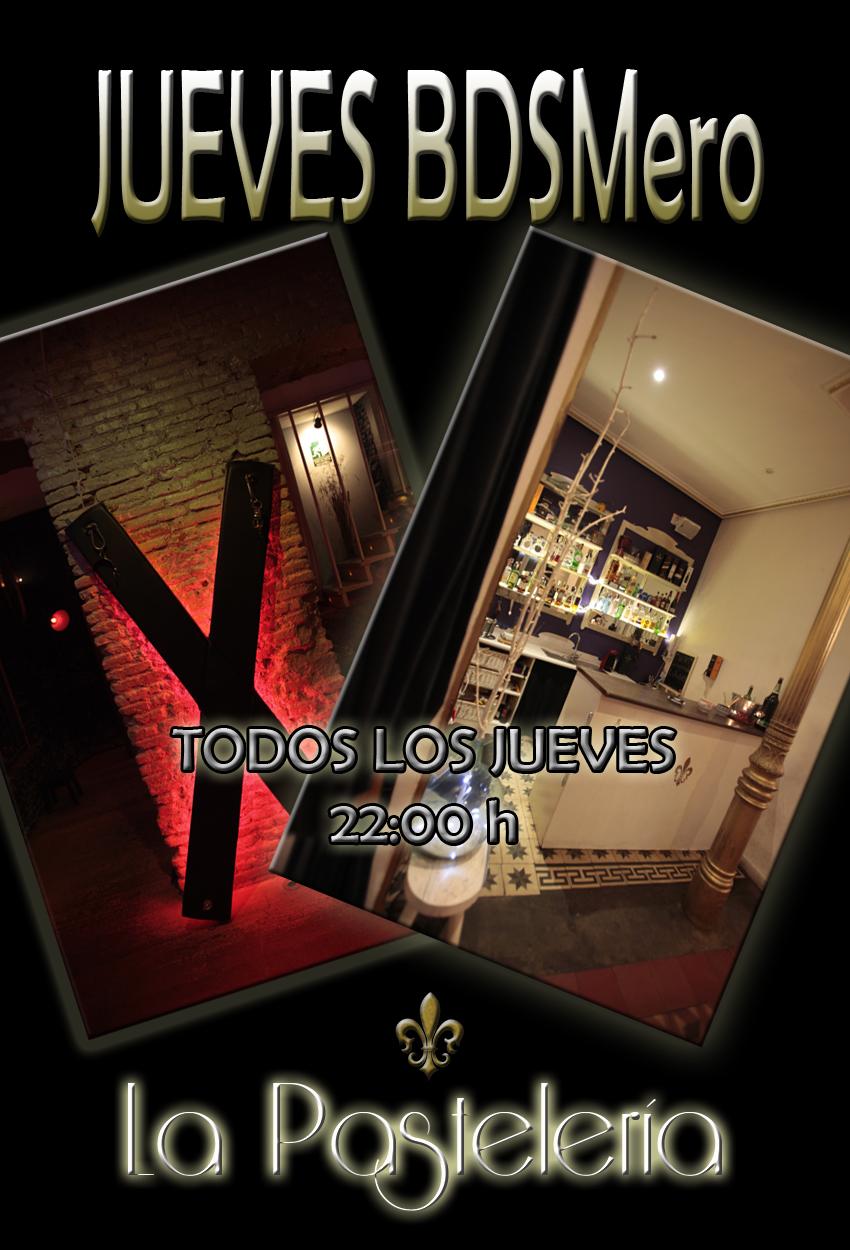 Jueves BDSMero en La Pastelería-MADRID @ La Pastelería | Madrid | Comunidad de Madrid | España