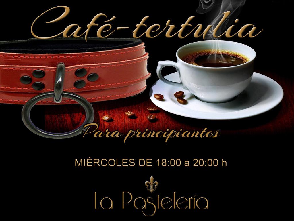 Café-tertulia y miércoles BDSMero @ La Pastelería | Madrid | Comunidad de Madrid | España