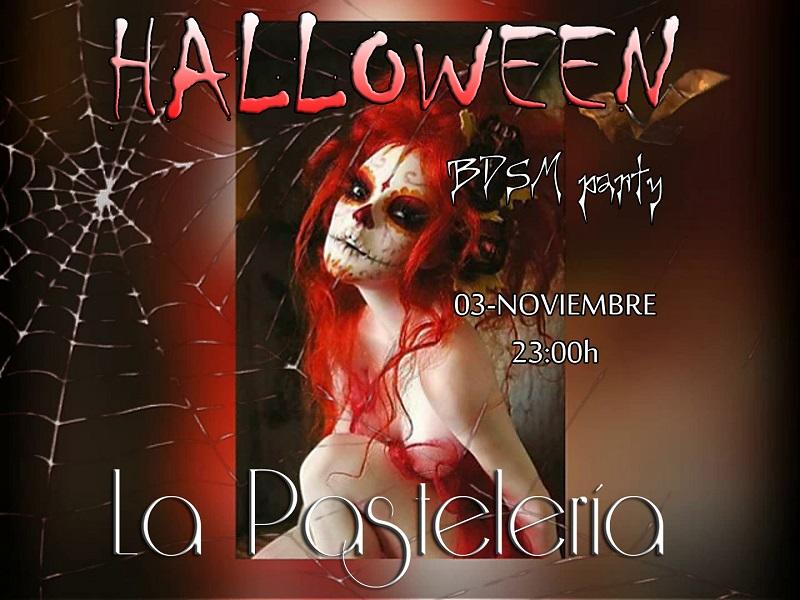 HALLOWEEN Party BDSM en La Pastelería (Madrid) @ La Pastelería | Madrid | Comunidad de Madrid | España