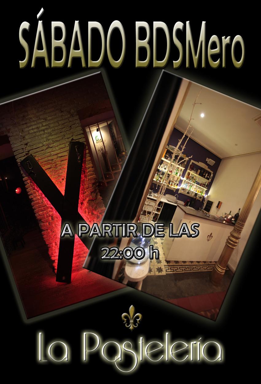 SÁBADO BDSMERO en La PasteleríaBDSM (Madrid) @ La Pastelería | Madrid | Comunidad de Madrid | España
